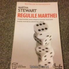 Martha Stewart, 10 REGULI ESENTIALE PENTRU ATINGEREA SUCCESULUI, REGULILE MARTHEI