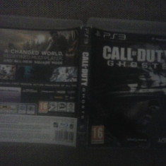 Call of duty Ghosts - PS3 - Jocuri PS3, Shooting, 12+, Multiplayer