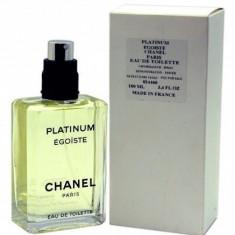 PLATINUM EGOISTE Chanel TESTER 100 ml - Parfum barbati Chanel, Apa de toaleta