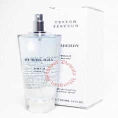 Burberry Touch For Men Tester - Parfum barbati Burberry, Apa de parfum, 100 ml