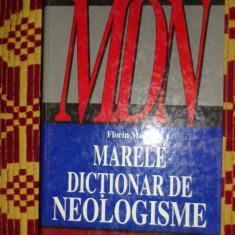 Marele Dictionar Altele de neologisme an 2000/958pag- Florin Marcu