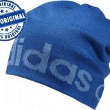Caciula Adidas Rockfels - caciula originala - caciula iarna - Fes Barbati Adidas, Marime: S, Culoare: Albastru, Fes