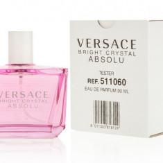 Versace BRIGHT CRYSTAL ABSOLU Versace TESTER - Parfum femeie Versace, Apa de parfum, 90 ml