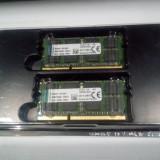 Memorii RAM DDR3 kit 8GB (2modulex4GB) KINGSTON 2RX8 PC3 12800 la 1600Mhz laptop