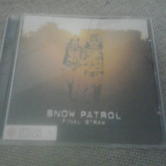 Snow Patrol - Final Straw - CD - Muzica Rock