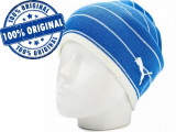 Caciula Puma Blue - caciula originala - caciula iarna, Albastru, Fes