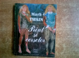 Mark Twain – Print si cersetor, Mark Twain