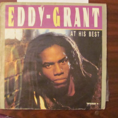 "GE - Disc vinil vinyl Edy GRANT ""At His Best"" Tanpress Polonia"