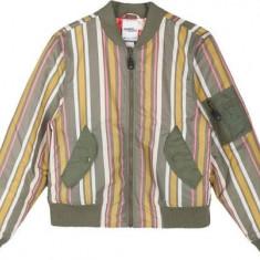 Geaca Adidas Jeremy Scott Lilly Reversible Jacket, Autentic, Nou cu Etichete! - Geaca barbati Adidas, Marime: M, Culoare: Din imagine, Poliester