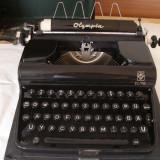 Masina de scris OLIMPIA ELITE+banda noua de scris