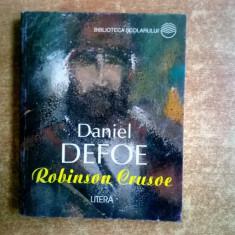 Daniel Defoe – Robinson Crusoe {Litera, 1997} - Roman