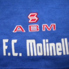 HOPCT ITALIA FULAR SPORTIV FOTBAL ABM F C MOLINELLO - Fular fotbal, Nationala