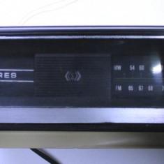 Radio vechi Electronica anii 80 Expres functional si pe FM - Aparat radio