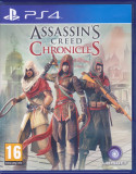 Joc PS4: Assassin's Creed Chronicles (episoade in China, India si Rusia), Role playing, 18+
