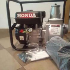 Vand motopompa Honda WT 40x - Pompa gradina