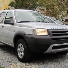 Land Rover Freelander 4x4, (autoutilitara), 2.0 TD, an 2003, Motorina/Diesel, 219000 km, 1951 cmc