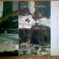 Pavel Alaszu {Restituiri, Album}