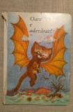 Carte veche, pt. copii, Oare e adevarat?, 1978, coperta si pagini tari de carton