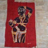 Batik femeie orientala