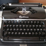 masina de scris OPTIMA ELITE