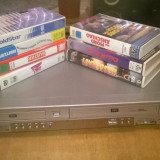 Videorecorder Samsung DVD-V4600+7casete