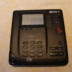 Cd-player portabil Sony D-350