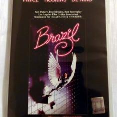 BRAZIL [1985] (ORIGINAL, IMPRECABIL, ROMÂNĂ) - Film SF, DVD, Romana