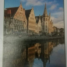 Puzzle Altele 500 de piese oras Gent