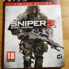PS3 Sniper 2 Ghost warrior - joc original by WADDER - Jocuri PS3 Altele, Shooting, 18+, Single player