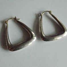 Cercei de argint - 380 - Cercei argint