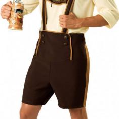 W302 Costum tematic chelner bavarez, Marime: XL, XXL