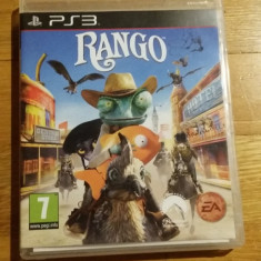 PS3 Rango - joc original by WADDER - Jocuri PS3 Electronic Arts, Actiune, 3+, Single player