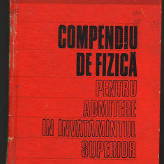 (C6978) I. BUNGET - COMPENDIU DE FIZICA PENTRU ADMITERE IN INVATAMANTUL SUPERIOR - Carte Fizica