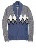 Cardigan / Jerseu original Tommy Hilfiger - barbati M -100% AUTENTIC
