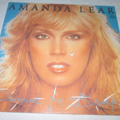 Amanda Lear - Diamonds For Breakfast _ vinyl, LP, album, Germania - Muzica Pop ariola, VINIL