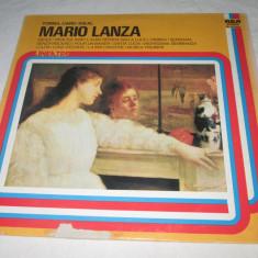 Mario Lanza - Torna Caro Ideal _ vinyl, LP, Italia - Muzica Opera rca records, VINIL