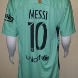 SET ECHIPAMENT MESSI BARCELONA 4-15ANI (104, 116, 128, 140152, 164, 176) - Set echipament fotbal, Marime: S, XS