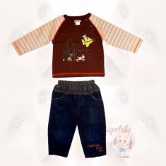 Costum copii cu blugi