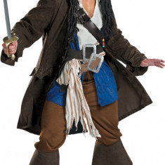 MAN21 Costum tematic piratul Jack Sparrow, Marime: M/L
