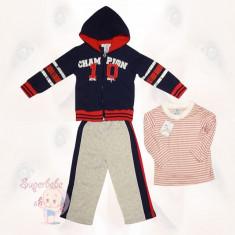Compleu - trening si tricou - champion - Haine Copii