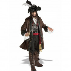 MAN46 Costum tematic piratul din Caraibe, Marime: L
