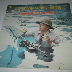 Helmut Zacharias - 25 Swinging Hits _ vinyl, LP, Elvetia - Muzica Pop emi records, VINIL