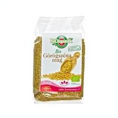Seminte Schinduf pentru Germinat Biorganik PV 200gr Cod: 5999559310430 - Legume