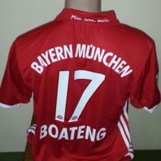 TRICOU BOATENG BAYERN MUNCHEN MARIMI S, M, L, XL.XXL - Tricou echipa fotbal, Culoare: Din imagine