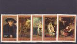 Pictura ,Rembrand,URSS., Nestampilat