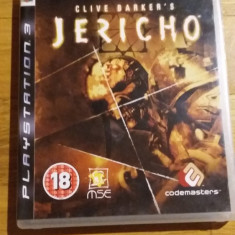 PS3 Clive Barker's Jericho - joc original by WADDER - Jocuri PS3 Codemasters, Actiune, 18+, Single player