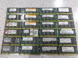 Lot 24 memorii laptop 256Mb ddr 266Mhz , 333Mhz  , se vand la pretul final.