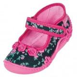 Pantofiori pentru fetite - 3 trandafirasi