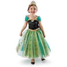 CLD14 Costum Halloween copii - Anna Frozen - Costum copii
