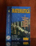 Carte -  Manual de matematica pentru clasa a X-a M1 - Dan Mihalca.. an 2000 #301